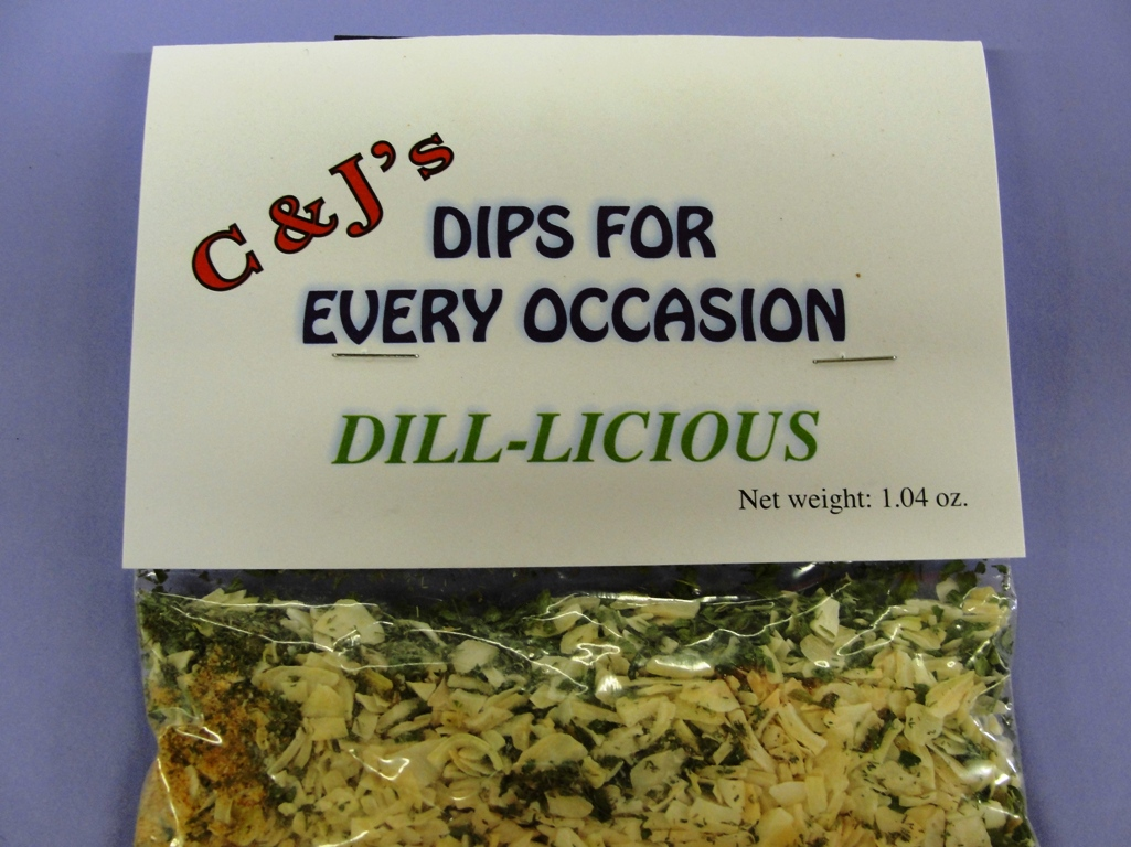 DILL-LICIOUS DIP - Click Image to Close